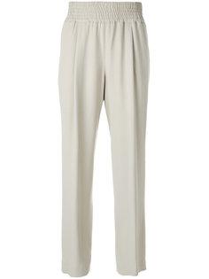 брюки с эластичной талией Fabiana Filippi