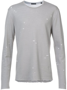 speckled print T-shirt Atm Anthony Thomas Melillo