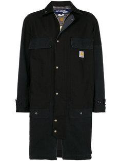 Junya Watanabe x Carhartt patchwork coat Junya Watanabe Comme Des Garçons Man