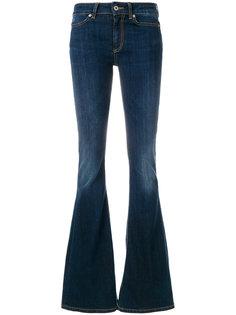 классические джинсы клеш  Dondup
