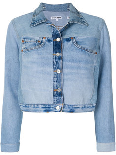 джинсовая куртка с карманами  Re/Done