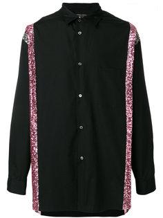 oversize panelled shirt Comme Des Garçons Homme Plus