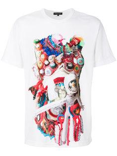 graphic print T-shirt Comme Des Garçons Homme Plus
