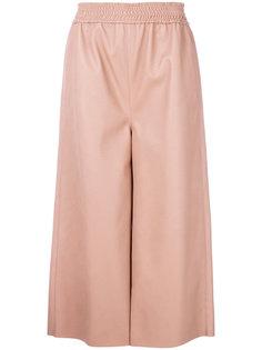 укороченные брюки с эластичным поясом  Stella McCartney