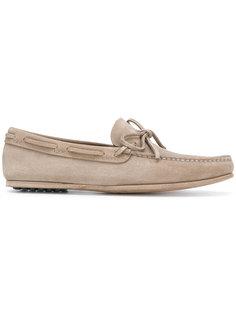 лоферы-мокасины Car Shoe