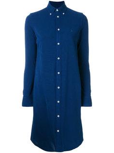 платье-рубашка на пуговицах Polo Ralph Lauren