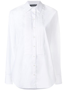 рубашка с плиссировкой  Twin-Set