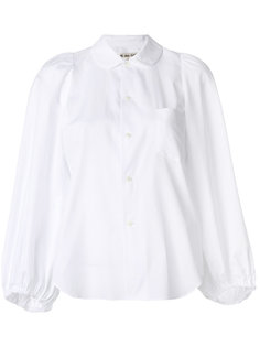 balloon sleeve shirt Comme Des Garçons