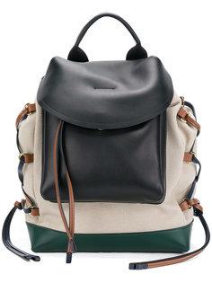 рюкзак со шнуровкой Marni