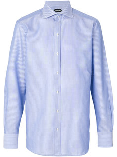 рубашка в полоску Tom Ford