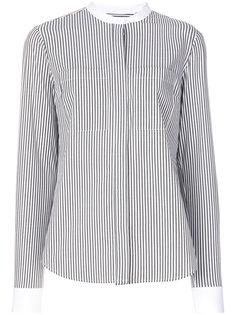 полосатая рубашка мешковатого кроя Michael Michael Kors