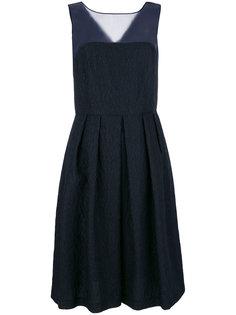 жаккардовое платье Varallo Max Mara