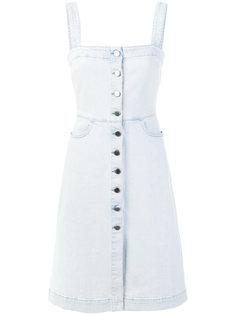 джинсовое платье на пуговицах Stella McCartney
