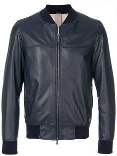классическая куртка-бомбер Orciani