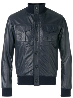 куртка с накладными карманами Orciani