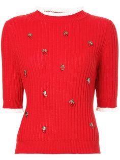 декорированный свитер Muveil