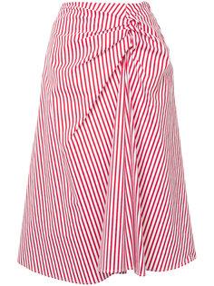 юбка в полоску Muveil