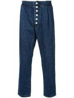джинсы с эластичным поясом Sunnei