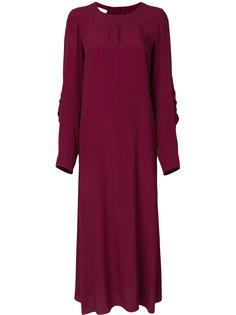 платье шифт с длинными рукавами Marni