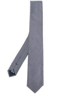 галстук в горох  Emporio Armani