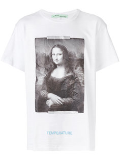 футболка Mona Lisa Off-White