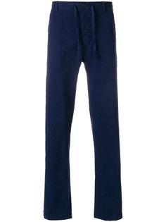 брюки на шнурке Ann Demeulemeester Icon