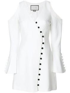платье с пуговицами  Alexis