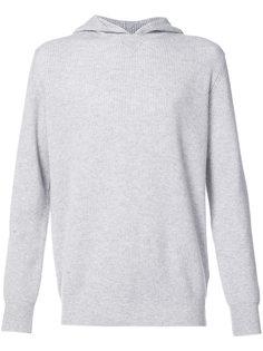 ribbed hoodie Eleventy