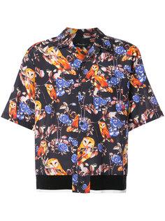 рубашка с совами 3.1 Phillip Lim