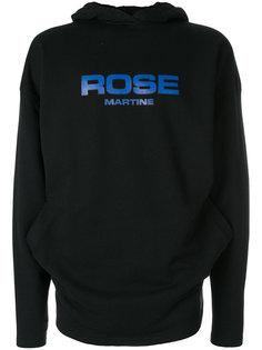 худи с нашивкой логотипа Martine Rose