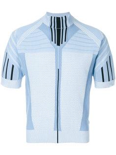 свитер с короткими рукавами Prada