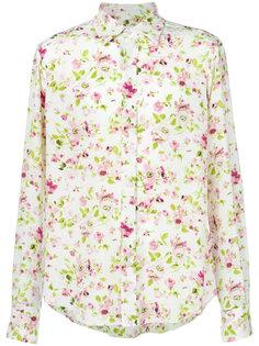 рубашка с принтом роз Faith Connexion