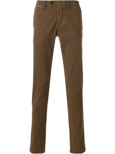 классические брюки-чинос Eleventy