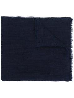 шарф с бахромой Eleventy