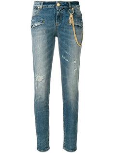 джинсы скинни  Pierre Balmain