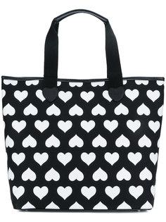 сумка-тоут с принтом сердец Twin-Set