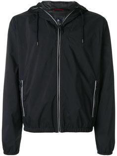 куртка с капюшоном на молнии Fay
