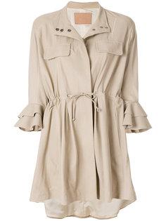 куртка рубашечного типа Drome