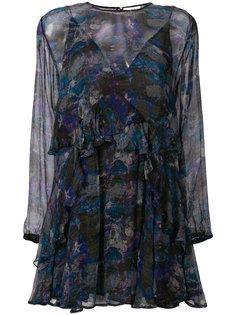 прозрачное платье с абстрактным принтом Iro