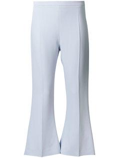 укороченные брюки клеш  Antonio Berardi