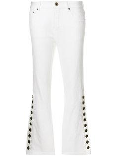 расклешенные брюки в стиле ретро  Chloé