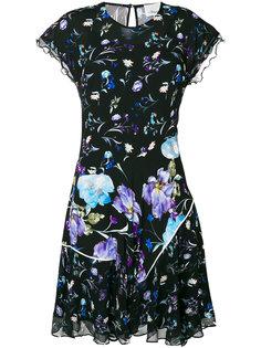 платье с оборкой  3.1 Phillip Lim