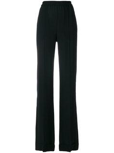 прямые брюки с завышенной талией  Michael Kors