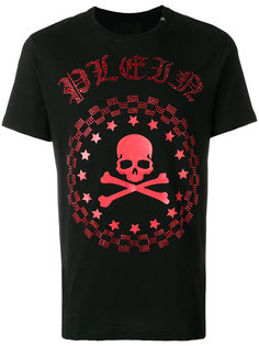 embellished T-shirt Philipp Plein