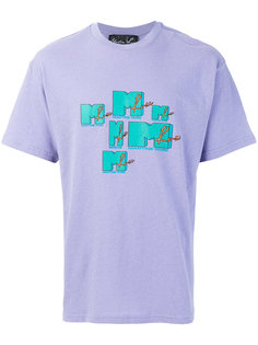 футболка с принтом MTV Martine Rose