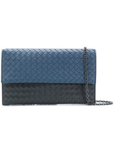 кошелек на цепочной лямке Bottega Veneta