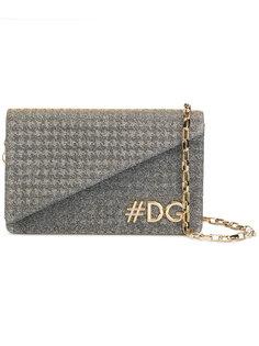сумка через плечо Hashtag с логотипом Dolce & Gabbana