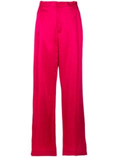 брюки-палаццо с завышенной талией  Givenchy