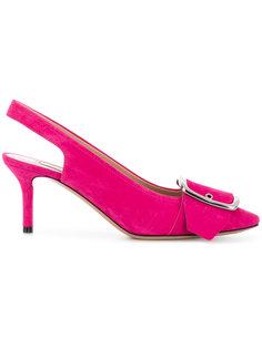 туфли-лодочки с открытой пяткой Casadei
