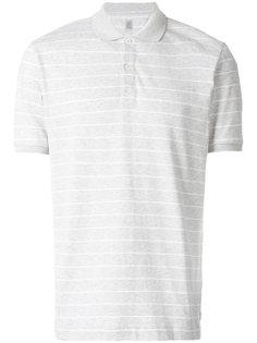 полосатая футболка-поло Eleventy